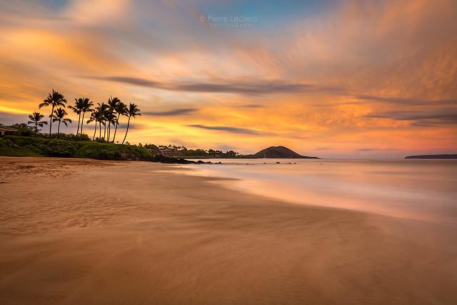 Maui Fiery Sunrise
