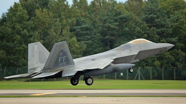 09-4175/FF  F-22A RAPTOR  USAF
