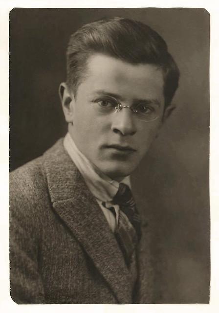 nonno Filippo Vignato - 1924 c.