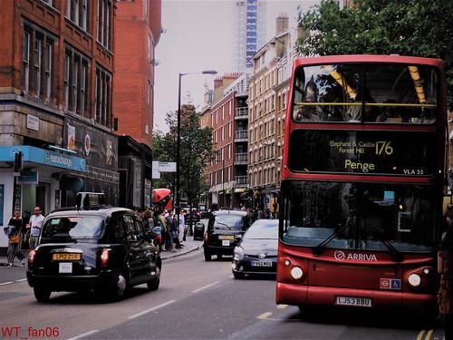 Bus VLA 55 London   by WT_fan06
