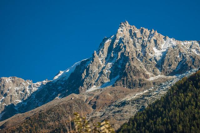 Aiguille du Midi, Chamonix.