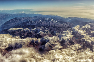 The Alps   by llondru