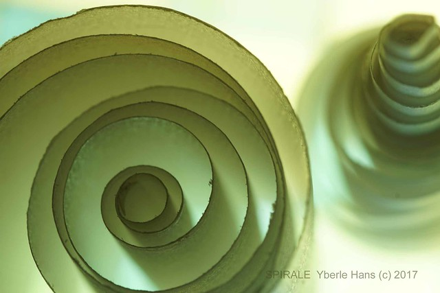 Transparent Spiral World HMM