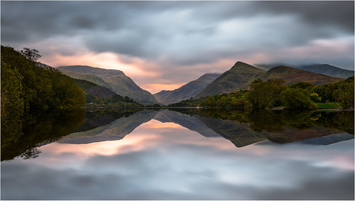 Llyn Padarn, Snowdonia, UK