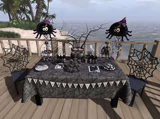 Its a bitsy spider, new party set!