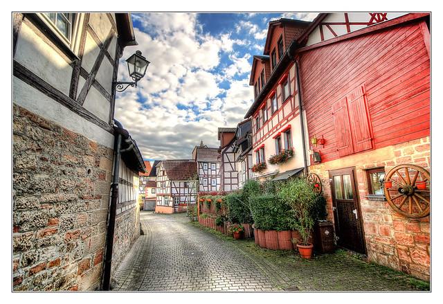 Bad Orb - Altstadt 04