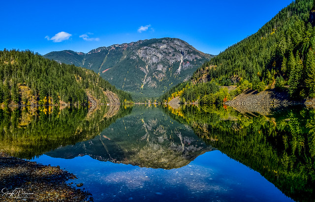 Reflections - Diablo Lake (Explored)
