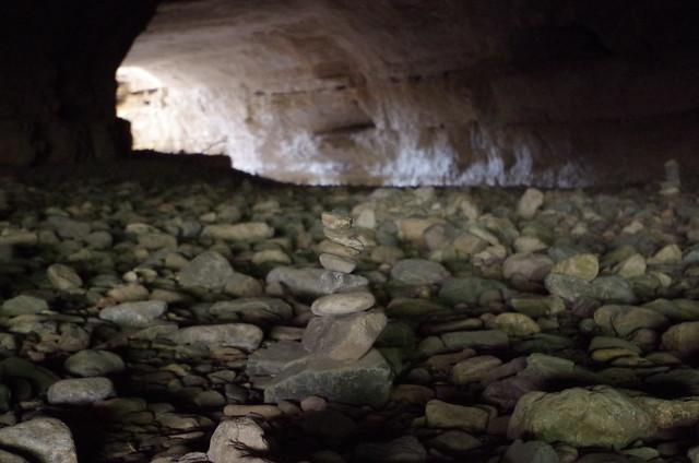 tunnel naturel de la cesse