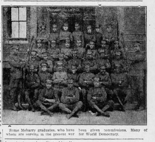 The_Nashville_Globe_Fri__Aug_2__1918_Meharry graduates ww1   by CahalanJones