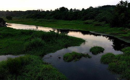 palakkad kerala morning sunrise bluehour