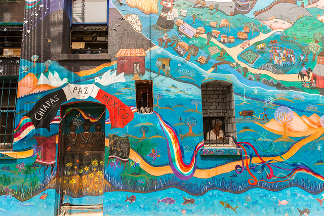 A Mural in San Francisco