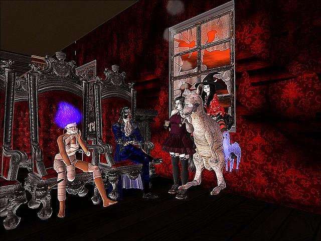 Stranger's Halloween Bash -Bryn Taleweaver II