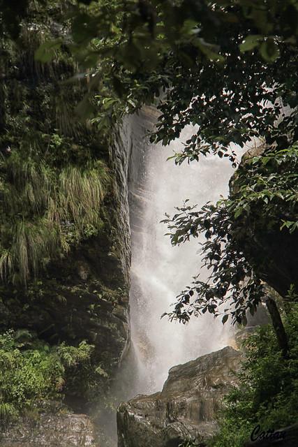 Waterfall - Ghandruk