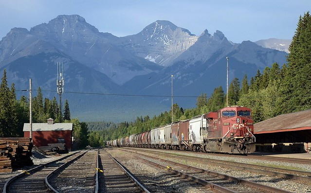 Canadian Pacific freight