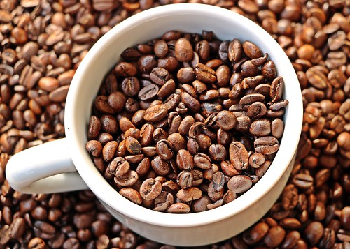 Imagine the smell of freshly roasted caffee :)