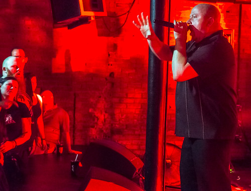 VNV NATION and iVardenspher at The Shelter in Detroit   by Alexis Simpson