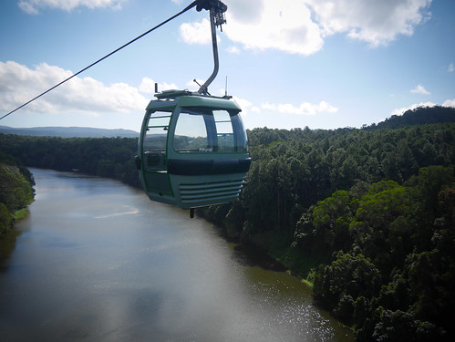 SkyRail Rainforest Cableway 9 | by Sentience