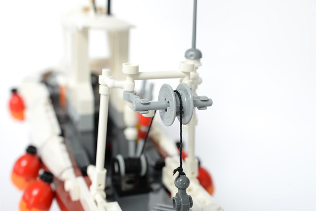 Lego Fishing Boat Project - atana studio