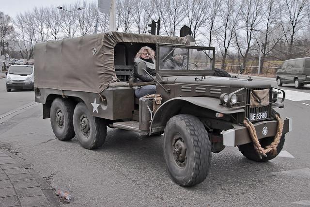 Dodge WC62/12V 6x6 1943 (2508)