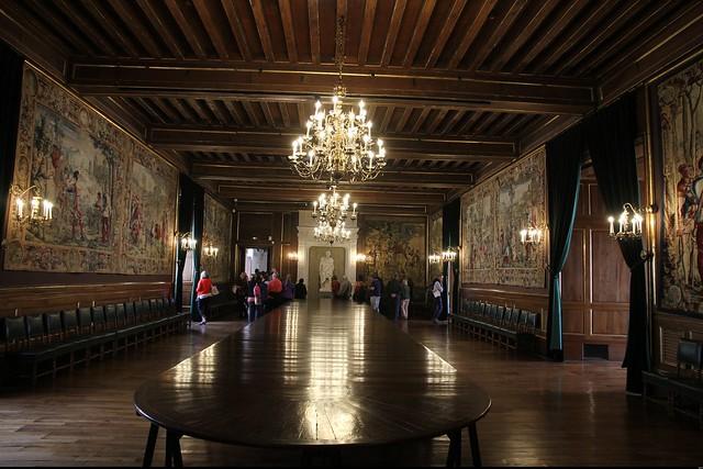 Chateau de Pau, Henri IV (2)