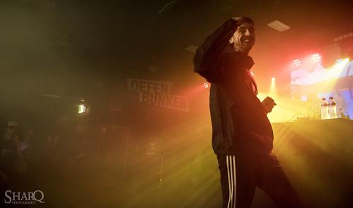 Ares   14 oktober 2017   Oefenbunker   fotograaf: Sharik Derksen   by poppodiumnieuwenor