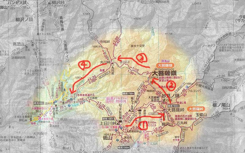 20120624_大菩薩嶺の地図_0002