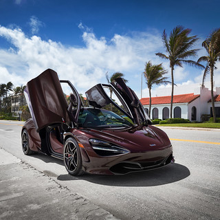 2018 McLaren 720s | by Johnnie Butters