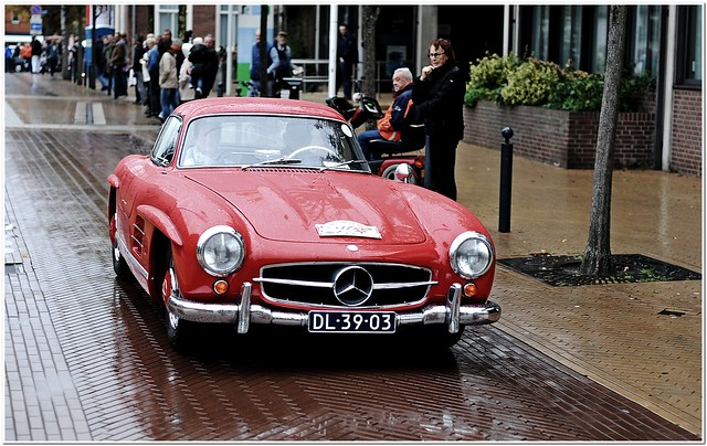 Mercedes - Benz 300SL Coupe / 1955