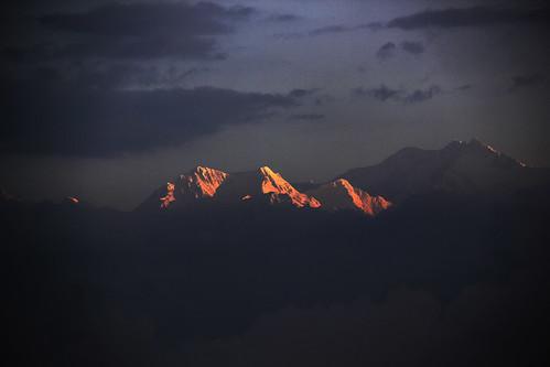 kangchenjunga debmalyamukherjee darjeeling canon550d 18135 mountain himalaya morning sunrise