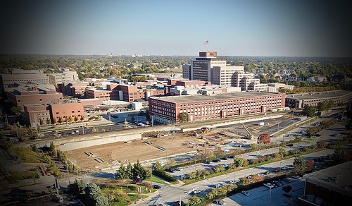 indianapolis indiana north drone buildings ellylilly headquarters