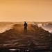 Man vs Waves 2 by Philip Bloom