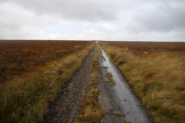 The former A838