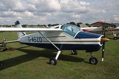 G-ASZD Bolkow Bo.208A-2 [563] Sywell 010917