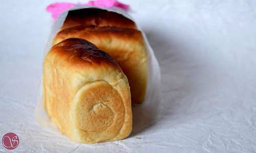 Hokkaido Milk Bread Swirl