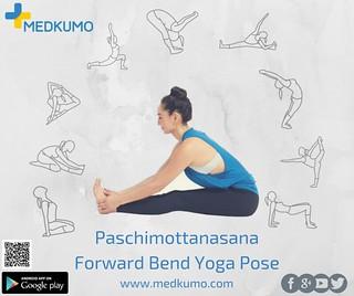 paschimottanasana  steps and benefits of