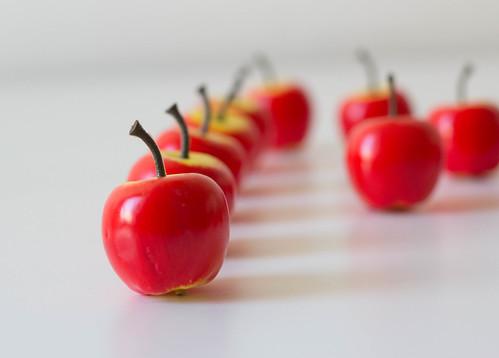 Little red apples   by wuestenigel