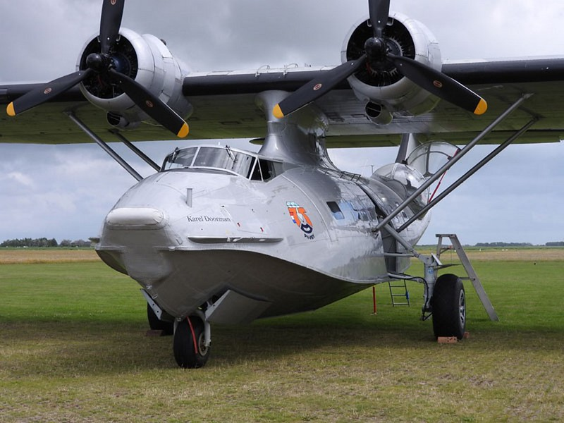 Consolidated PBY-5A Catalina 3