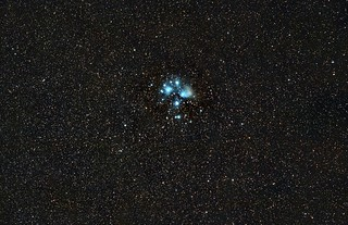 Pleiades or Seven Sisters - M45 | by JimW125