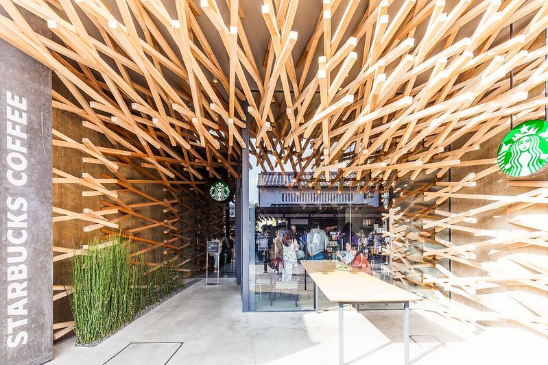 太宰府天満宮 / Starbucks