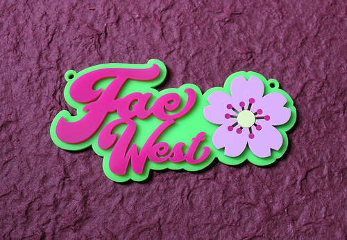 Fae West flower | by lefran