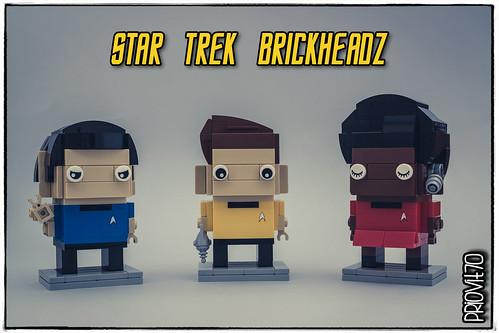 Star Trek Brickheadz