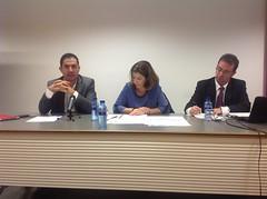 El teniente de alcalde Juan Carlos Abascal ha participado en el encuentro celebrado en Aranda de Duero, Burgos.