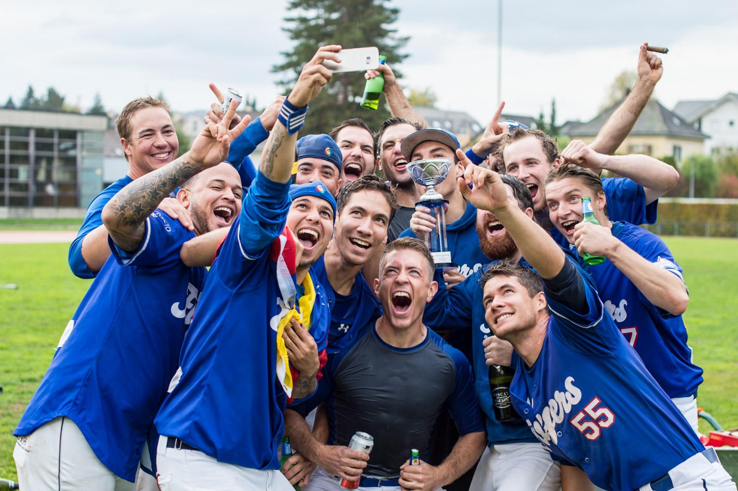 Baseball NLA 2017