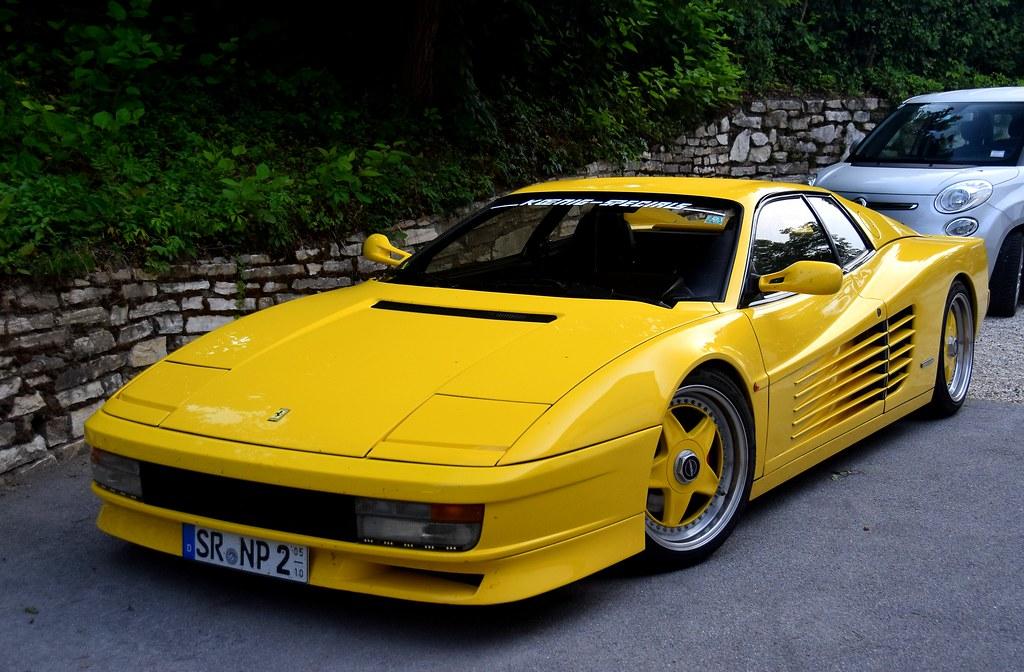 Koenig Specials Ferrari Testarossa C M Supercars Photography Flickr