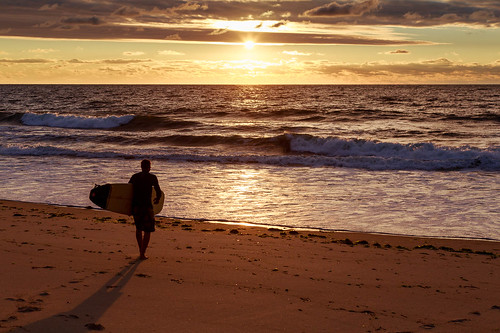 surfing beach ocean sand sunrise newjersey unitedstates us surf
