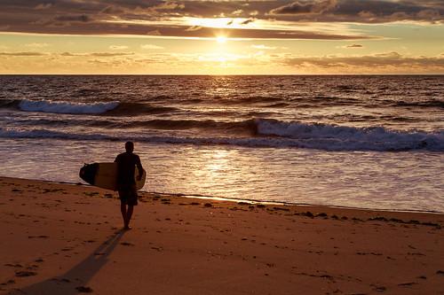 surfing beach ocean sand sunrise newjersey unitedstates us surf