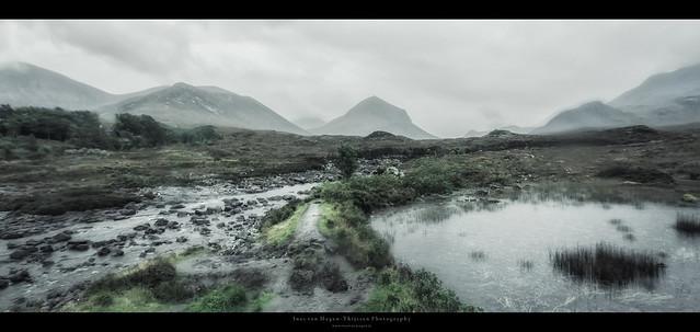Isle of Skye IV - Sligachan