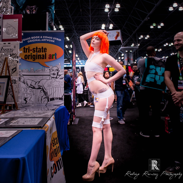 NYCC - Miss Sam Mae - as Leelo-4