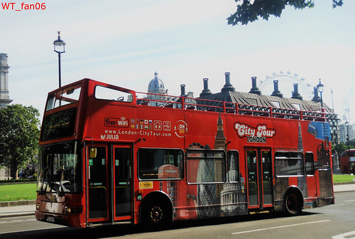 Tourist Bus London 4 | by WT_fan06