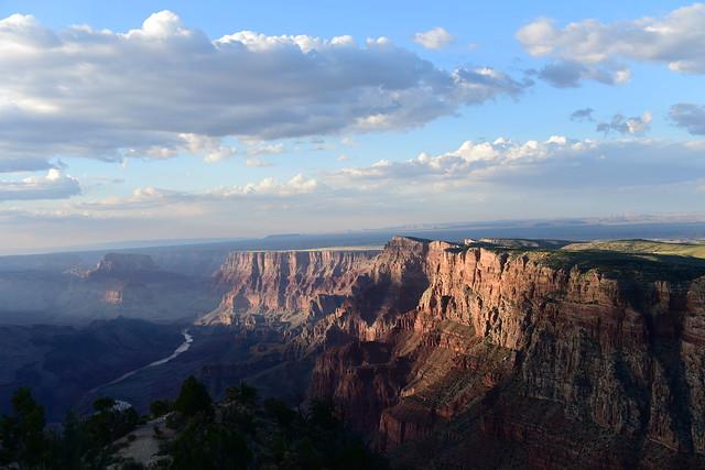 Grand Canyon, Arizona, US August 2017 541